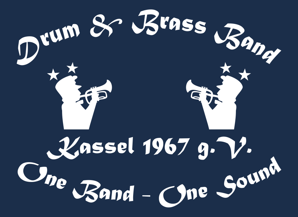 Logo-Drum-Brass-Band-Kassel-One-Band
